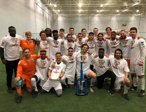 Cincinnati Swerve 2 named PASL National Champions