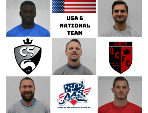 Four Cincinnati Swerve standouts called up to USA 6 National Team